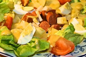 Alsatian Salad Recipe