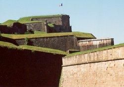 Visits of Vauban's Fortifications, panoramic photo