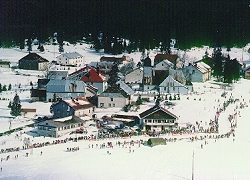 Doubs Ski, Mouthe and Chapelle des Bois Ski Station