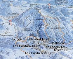 interfrance site de ski metabief station de ski metabief et lac st point web app ski doubs